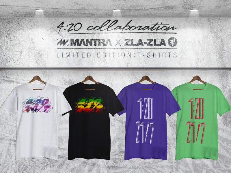 MANTRA x ZLAZLA Collection