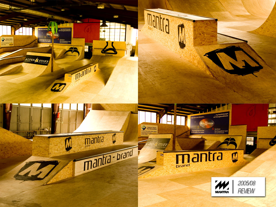 Mantra Box at Ignition skatepark