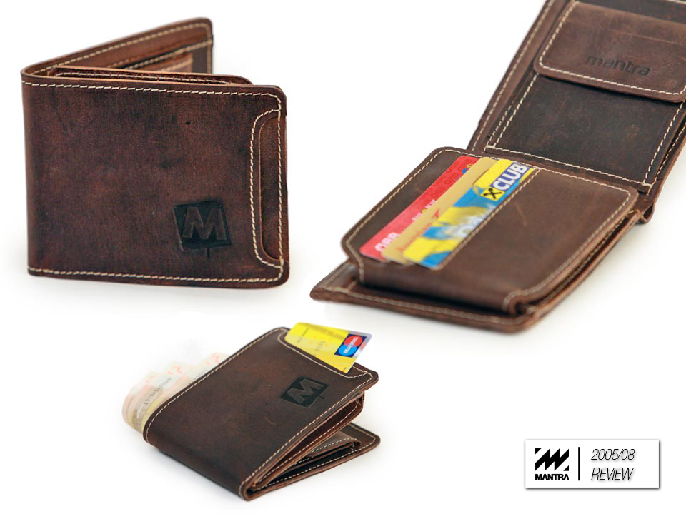 Mantra Rich Kid Wallet