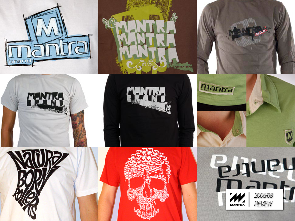 Mantra T-shirts