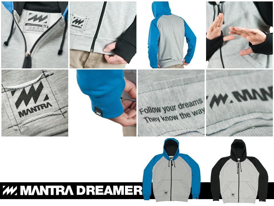 Mantra Dreamer Hoodie