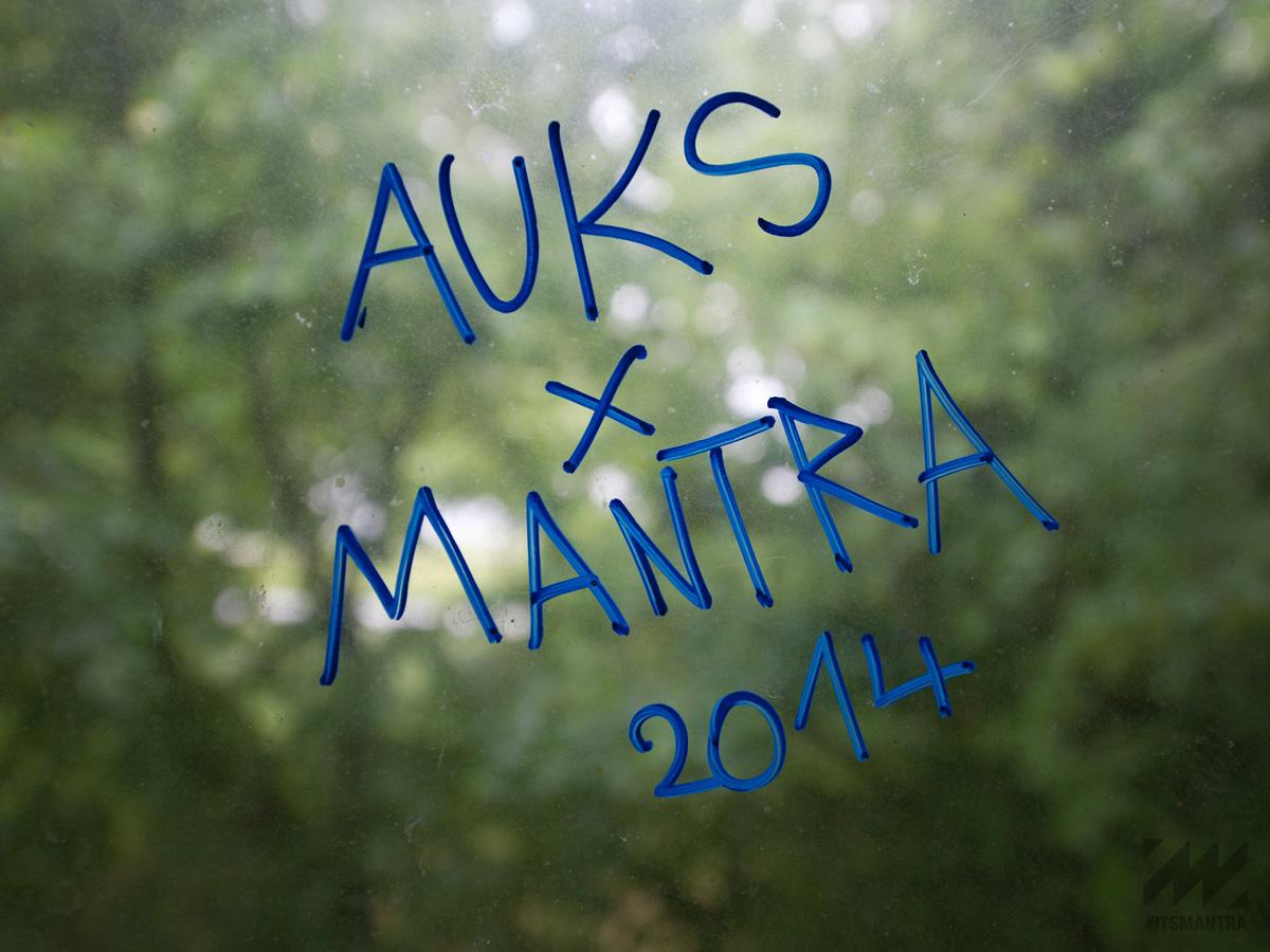 AUKS x MANTRA