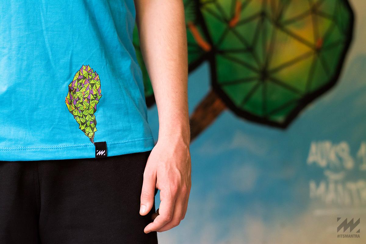 MANTRA x AUKS T-shirt