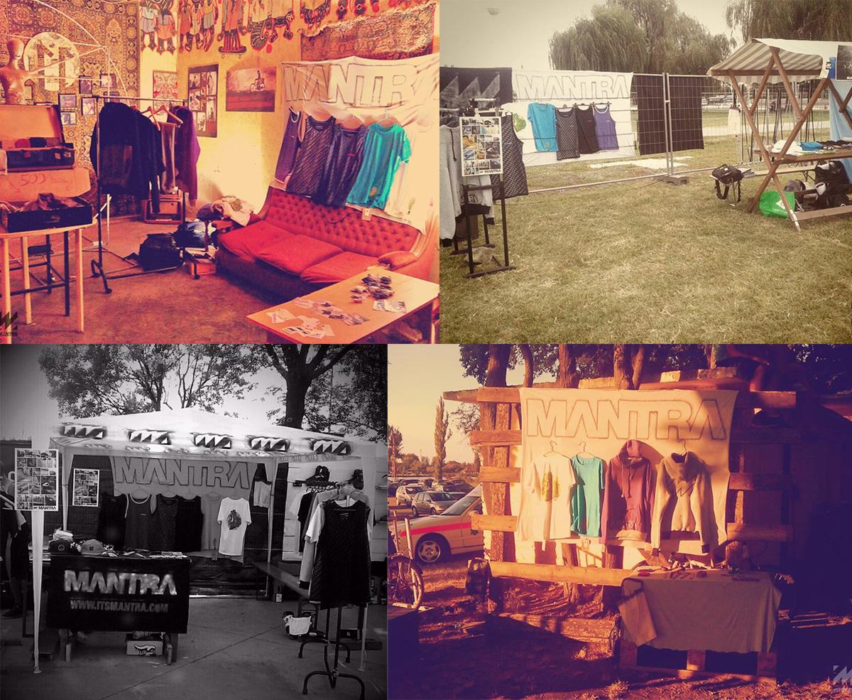 MANTRA @ Festivals