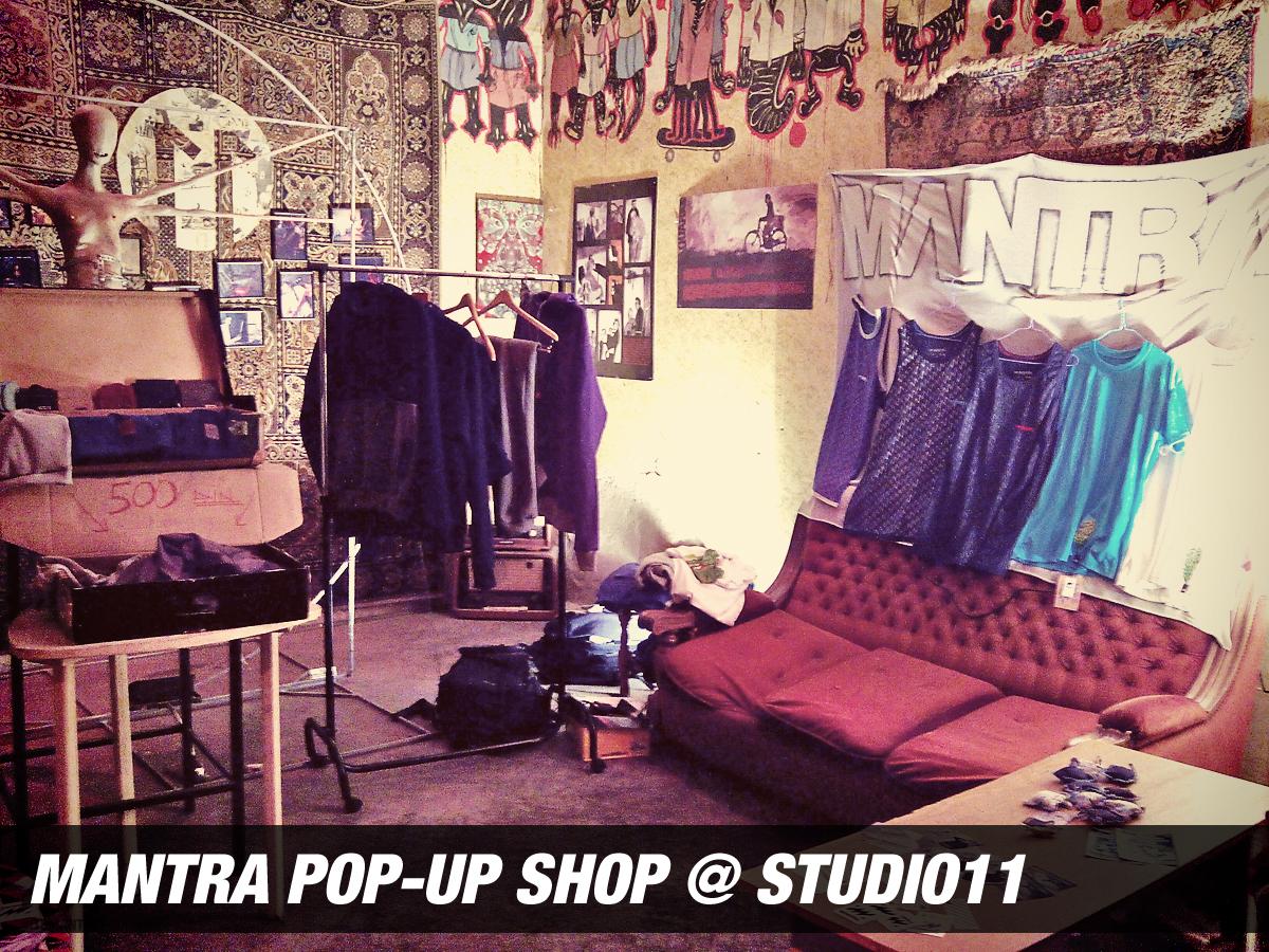 Studio11 PopUp