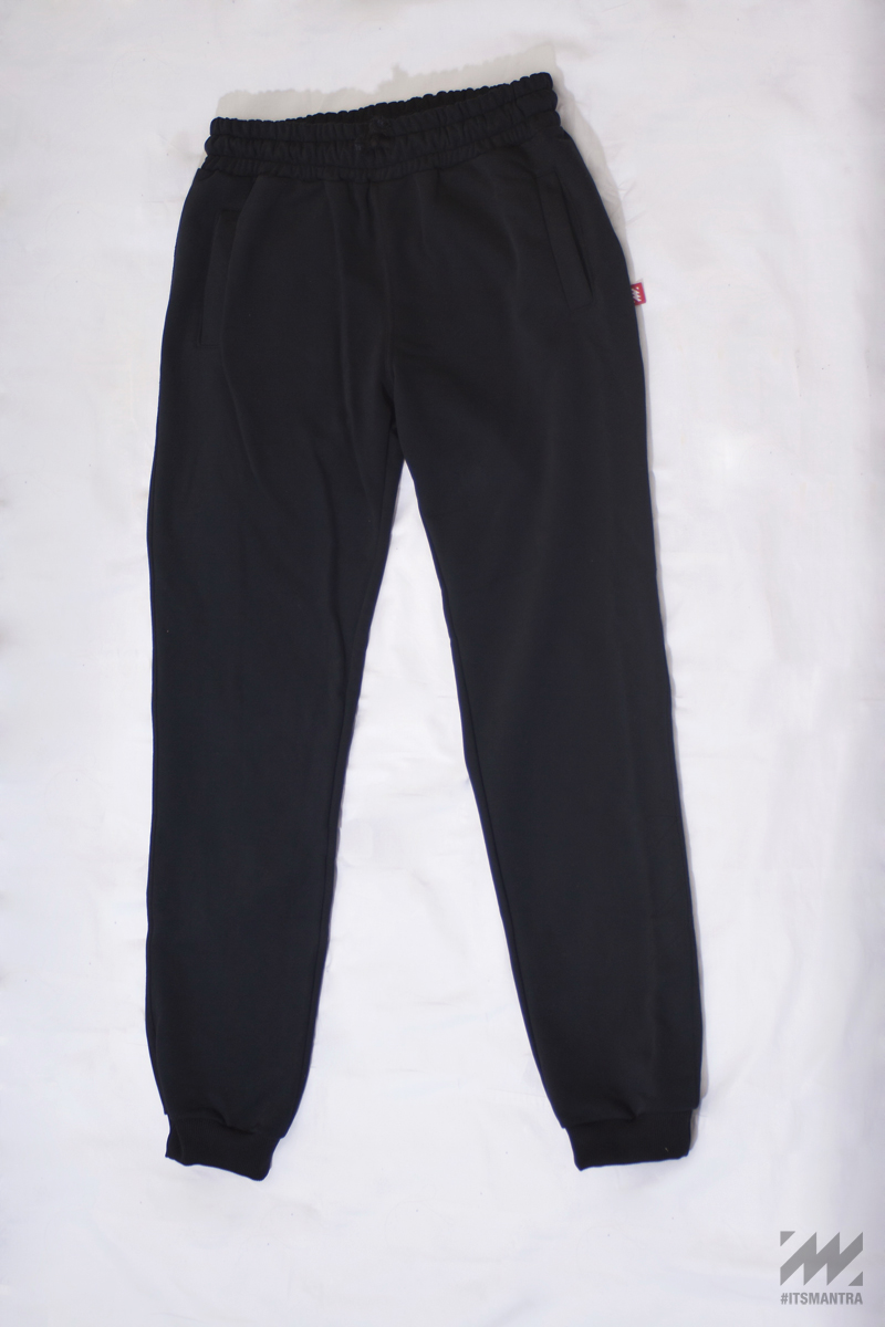 MANTRA Jog Pants | Black