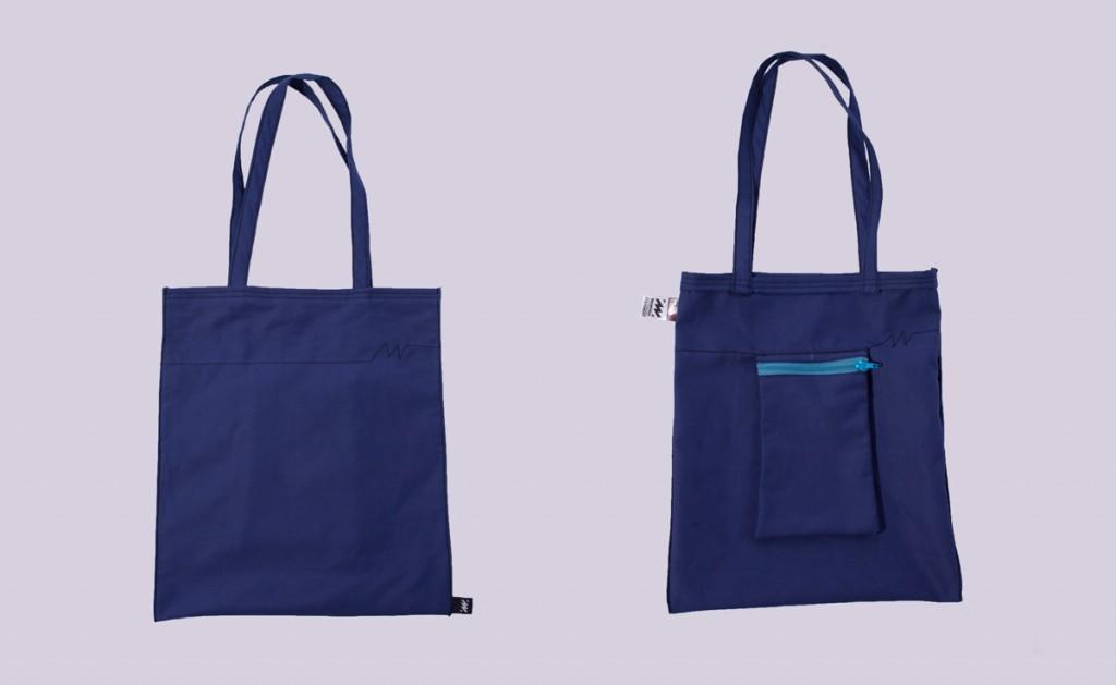 MANTRA Linea Bag   Purple