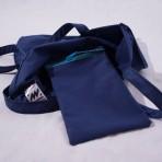MANTRA Cassidila Bag Gray-Purple