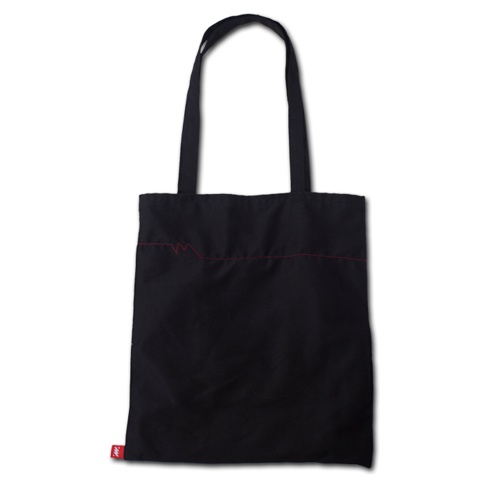 MANTRA Linea Bag | Black