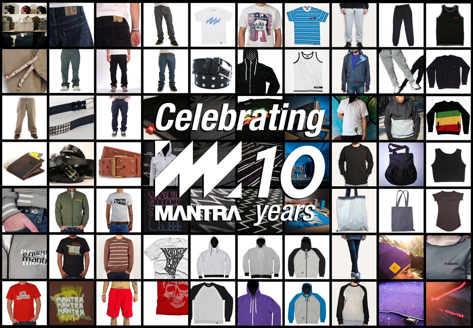 10 years of MANTRA