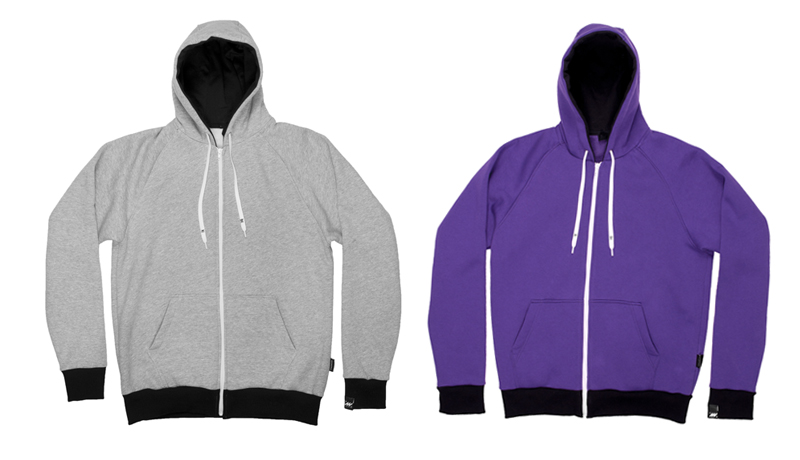 2011 MANTRA Anxiety Hoodies