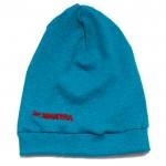 MANTRA Ribbed Beanie | Blue