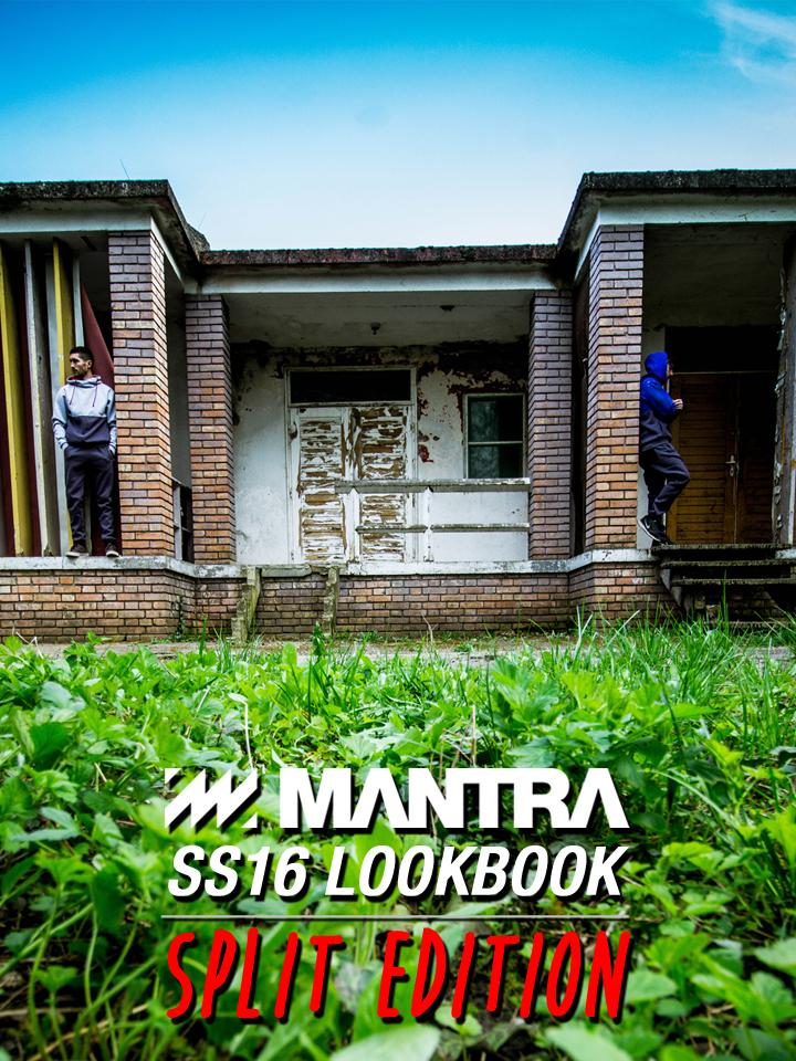 MANTRA Spring 2016 Lookbook