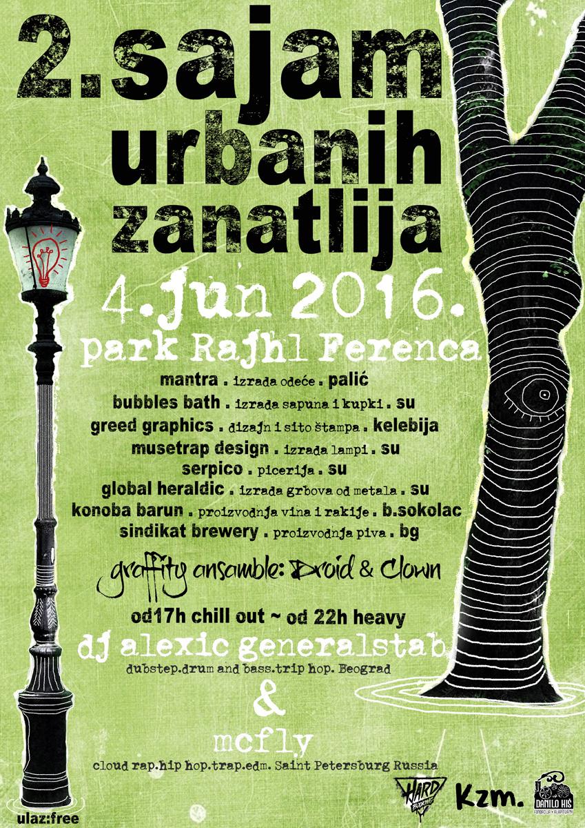 Sajam Urbanih Zanatlija i MANTRA
