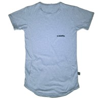 MANTRA FIGURE T-SHIRT | Gray