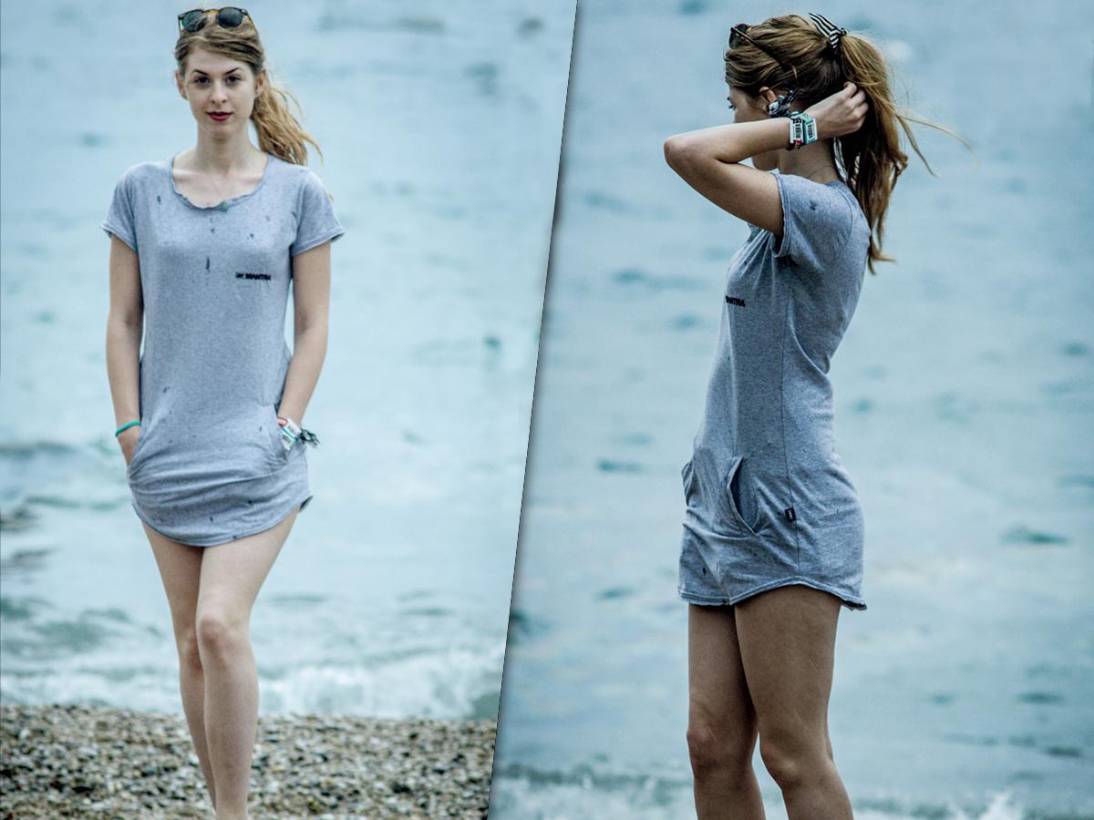 MANTRA Figure Woman T-shirt