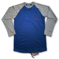 MANTRA Longsleeve in Blue Gray