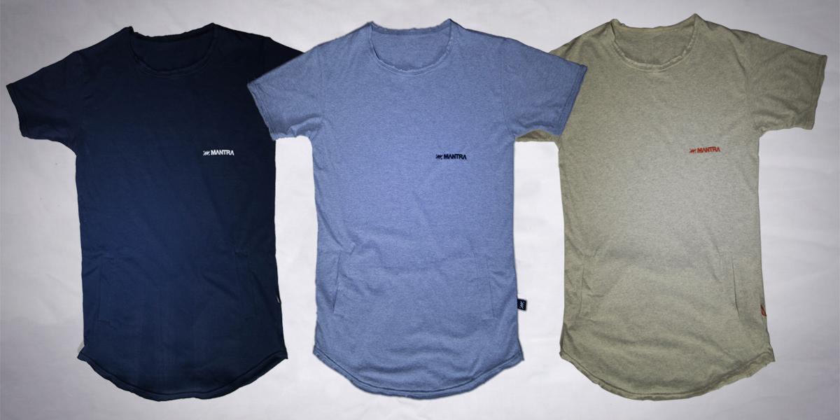 MANTRA Figure MAN  T-shirts