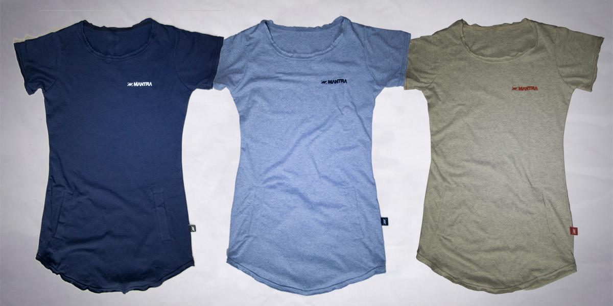 MANTRA Figure W T-shirts