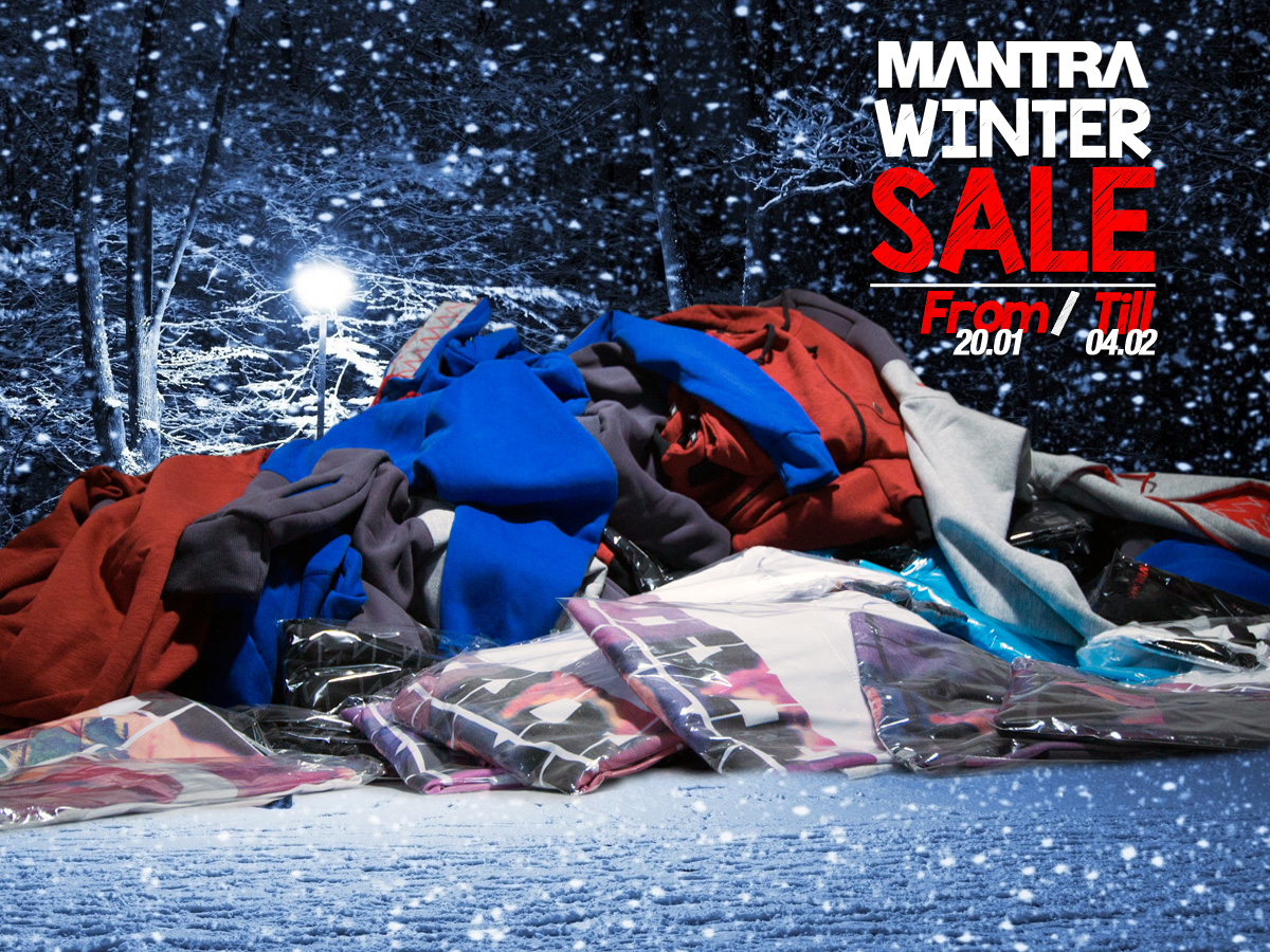 MANTRA Winter Sale