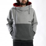 MANTRA Split.LTD Hoodie | Grey