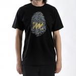 MANTRA Imprint T-shirt | Black