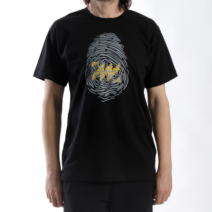 MANTRA Imprint T-shirt | Black