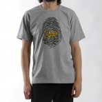 MANTRA ImPrint T-shirt in Grey
