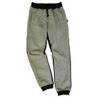 MANTRA Split SweatPants Black/Gray